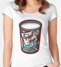 Eyeball Soup Women's Fitted Scoop T-Shirt