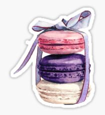Macarons Sticker