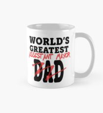 World's Best Assistant Mayor Mug Mug