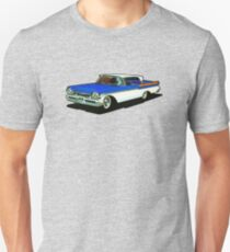 1957 Mercury Cruiser T-Shirt