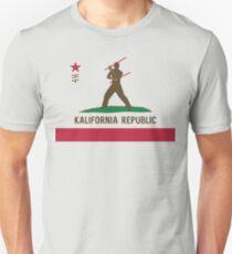 Kalifornia Republic Kali Silat Filipino Martial Arts Unisex T-Shirt