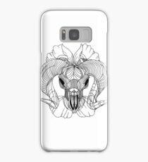 Rams Horns Samsung Galaxy Case/Skin