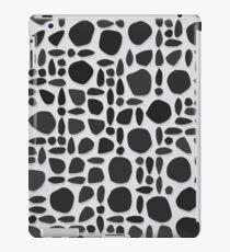 Graphite iPad Case/Skin