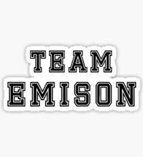 Team Emison Sticker