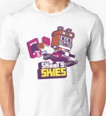 Omnom Shooty Cat T-Shirt! Unisex T-Shirt