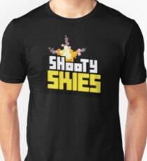 Shooty Skies Explody Logo T-shirt! Unisex T-Shirt