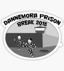 Escape from Dannemora Sticker