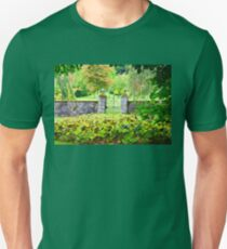 Leith Hall Gardens (Huntly, Aberdeenshire, Scotland) T-Shirt