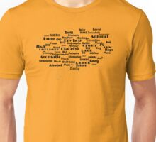Beer thoughts Unisex T-Shirt