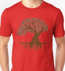 Tree of Peace - Color T-Shirt