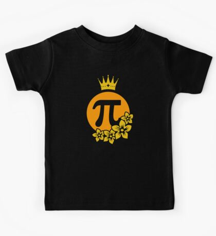 Queen of Pi VRS2 Kids Clothes