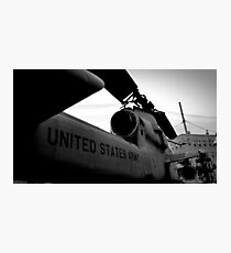 US Army Photographic Print