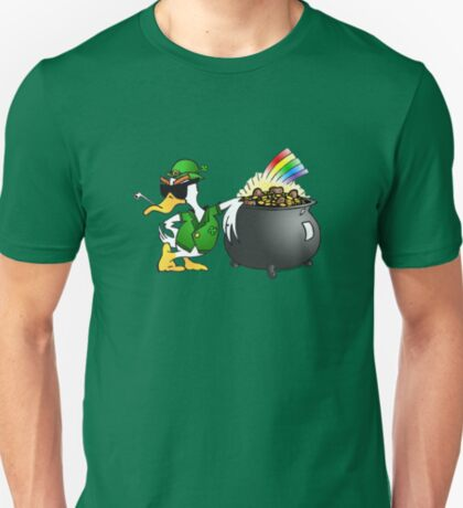 St. Patty's Day Duck T-Shirt