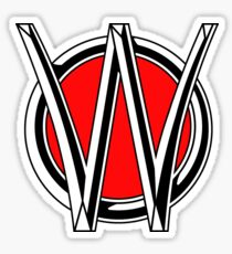 Willys Overland Sticker