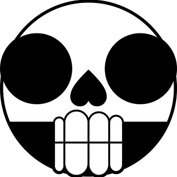 Skull by Cryptidbits1980