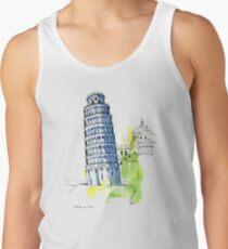 Torre Di Pisa - Leaning Tower of Pisa Tank Top