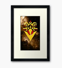 The Legend of Zelda - Rubi Stone Framed Print
