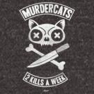 murdercats by Gimetzco