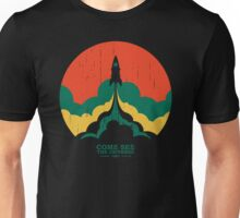 Up And Beyond Unisex T-Shirt