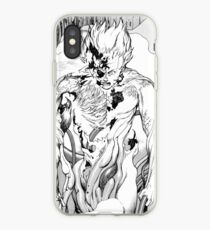TETSUO MANGA CAP iPhone Case