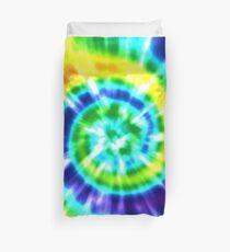 Tie Dye Rainbow 2 Duvet Cover