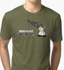 Horrible's Laboratory Tri-blend T-Shirt