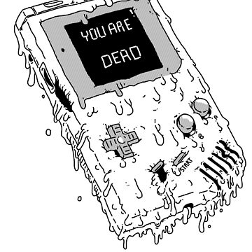 Deadboy (ORIGINAL NINTENDO GAMEBOY) by ControllerGeek