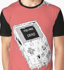 Deadboy (ORIGINAL NINTENDO GAMEBOY) Graphic T-Shirt