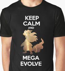Keep Calm and MegaEvolve! AMPHAROS! Graphic T-Shirt