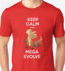 Keep Calm and MegaEvolve! AMPHAROS! T-Shirt