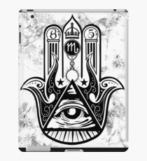 Illuminati's hand iPad Case/Skin