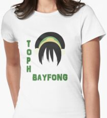 Toph Bayfong Womens Fitted T-Shirt