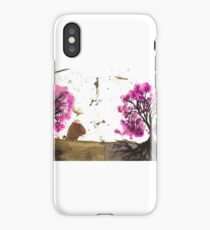 Outback blossoms iPhone Case/Skin