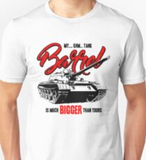 World of Tanks inspired work T-Shirt