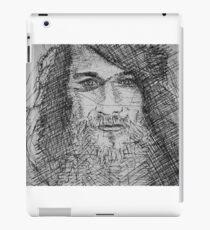 Ink Portrait iPad Case/Skin
