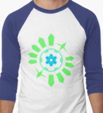 Time Gear Men's Baseball ¾ T-Shirt