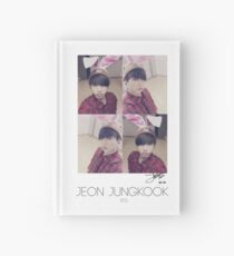 BTS/Bangtan Sonyeondan - Jungkook Photocard Hardcover Journal