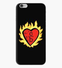 Kleidung über Bros Herz Logo iPhone-Hülle & Cover
