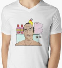Toilet Humour! Men's V-Neck T-Shirt