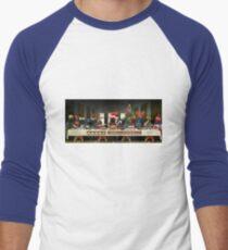 The Last Christmas Dinner Men's Baseball ¾ T-Shirt