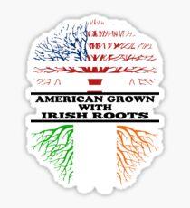 American Irish Sticker