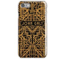 John Galt iPhone Case/Skin