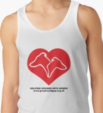 Hounds on Heart Tank Top