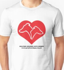 Hounds on Heart T-Shirt