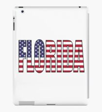 Florida iPad Case/Skin