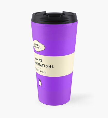Great Exterminations Travel Mug