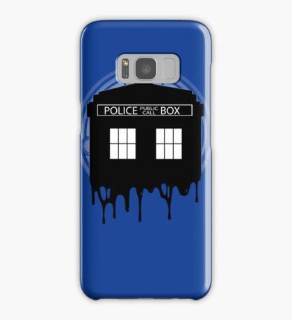 Time drip Samsung Galaxy Case/Skin