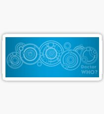 Doctor's Name Sticker