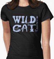 wildcat Women's Fitted T-Shirt
