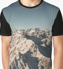 Lord Snow - Landscape Photography Graphic T-Shirt